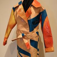 Custom Raincoat Trench